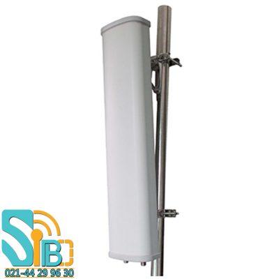 Dual Band Sector Panel Antenna